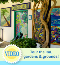 Garden Island Inn Lihue Kauai Hotels in Hawaii