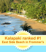 Kalapaki Beach ranked #1 in Things to Do on Kauai