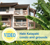 Video of Hale Kalapaki vacation condo