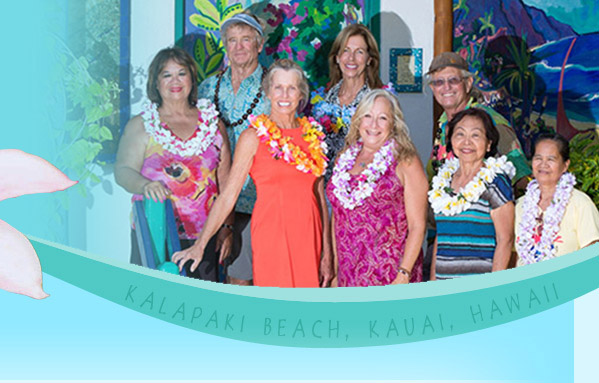 Aloha from the staff at Garden Island Inn, Kauai